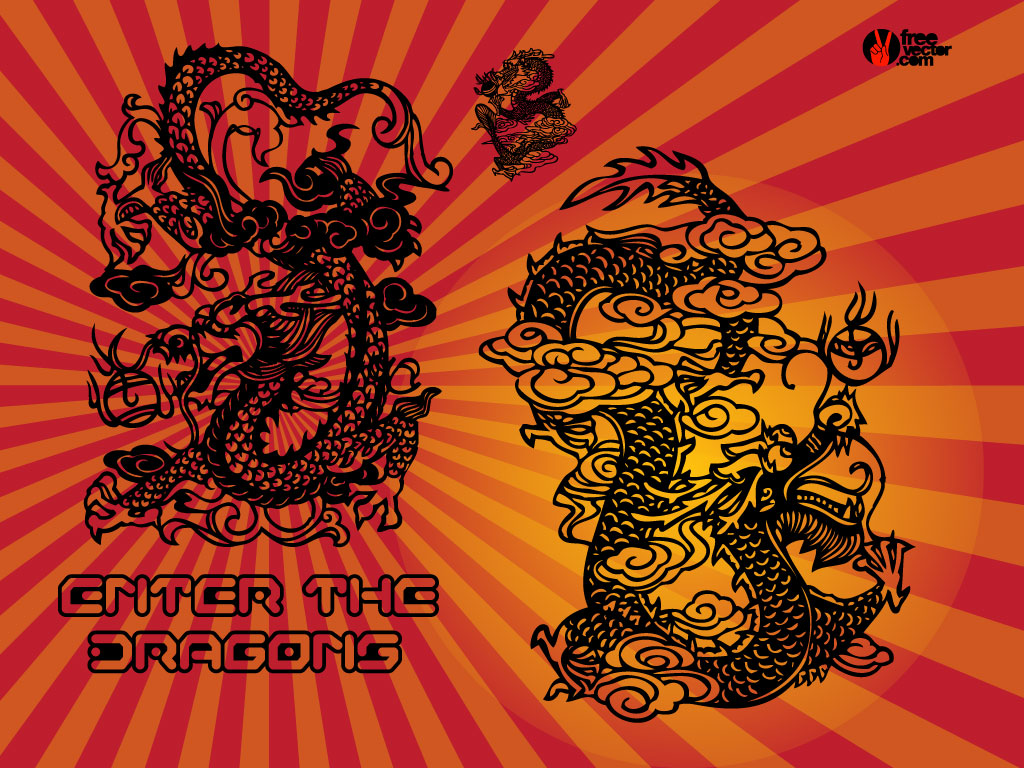 Enter the Chinese Dragons