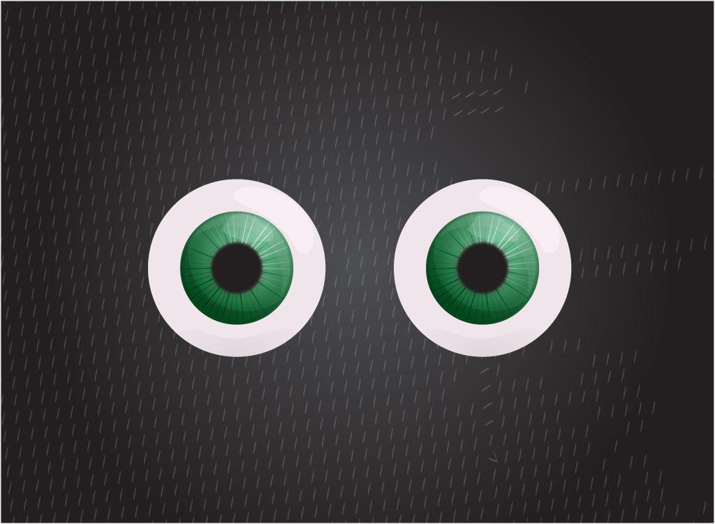 Eye Ball Clip Art on Vector Logos Free Download