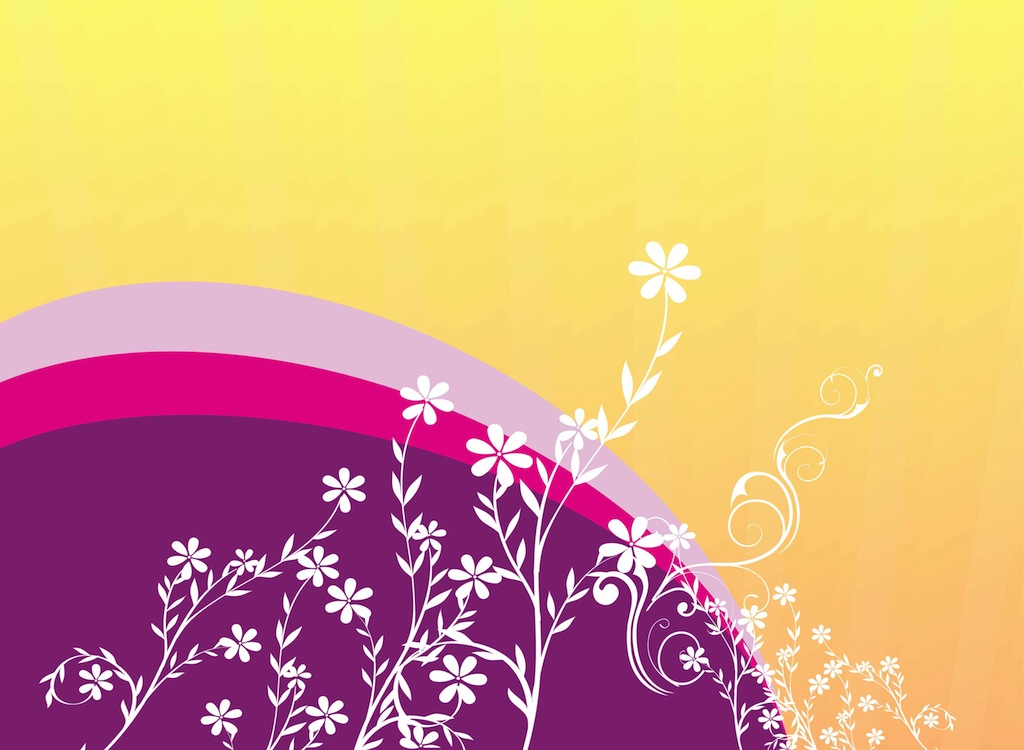 Floral Design Graphics