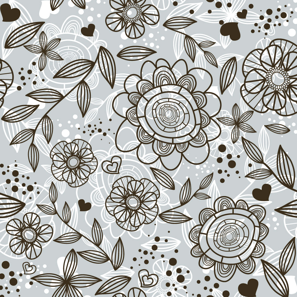 Flower Fun Pattern
