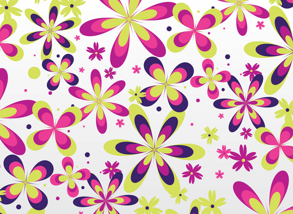Flower Pattern Wallpaper Background Flowers Background Pattern