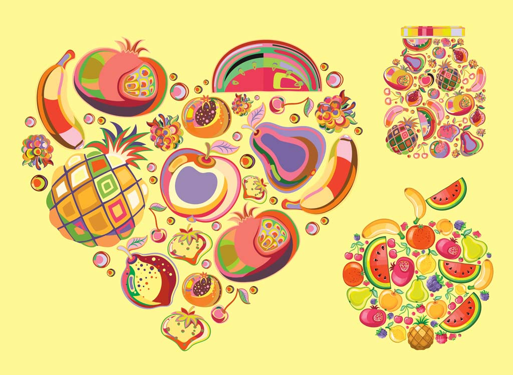 Fruit Graphics
