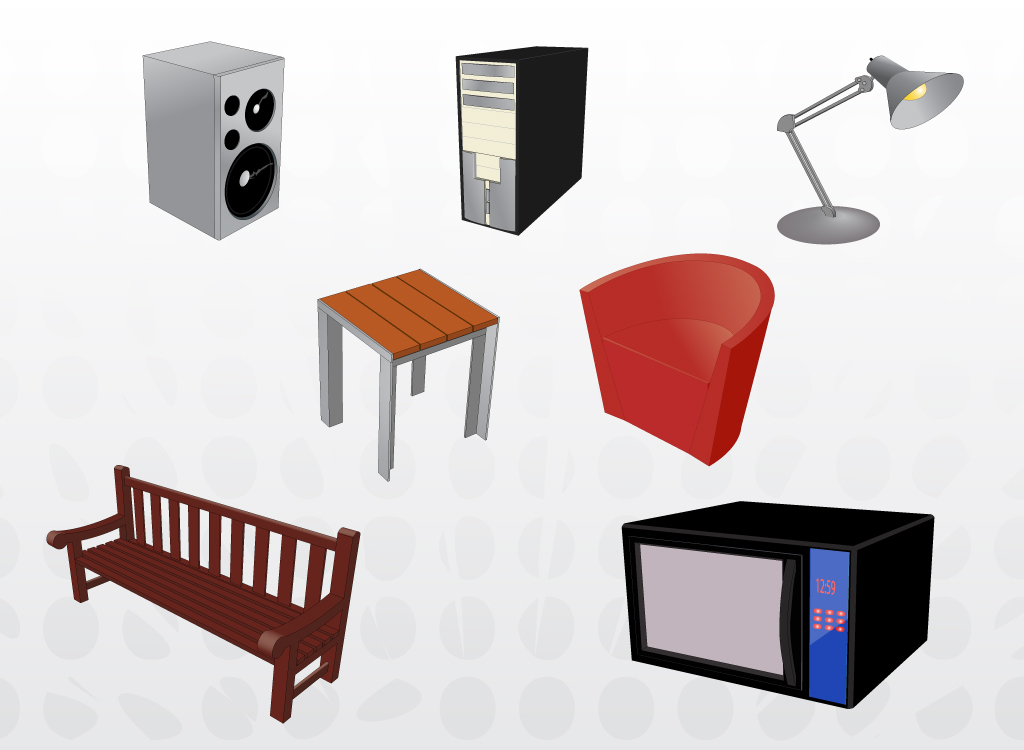 Furnishing Vectors