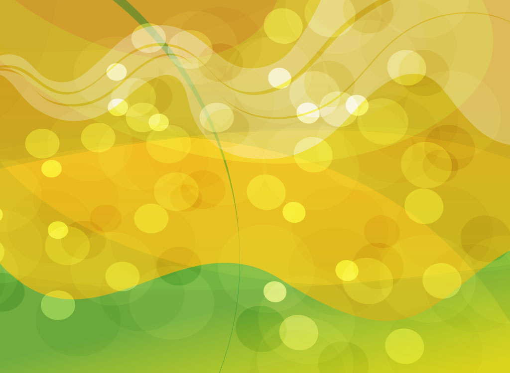 Gold Green Celebration