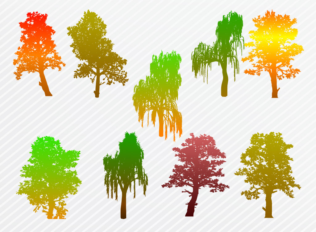 Gradient Tree Vectors