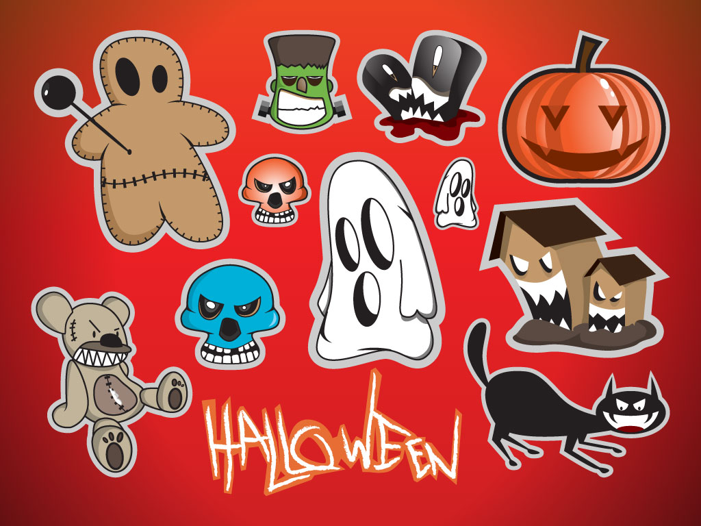 Halloween Graphic Pack