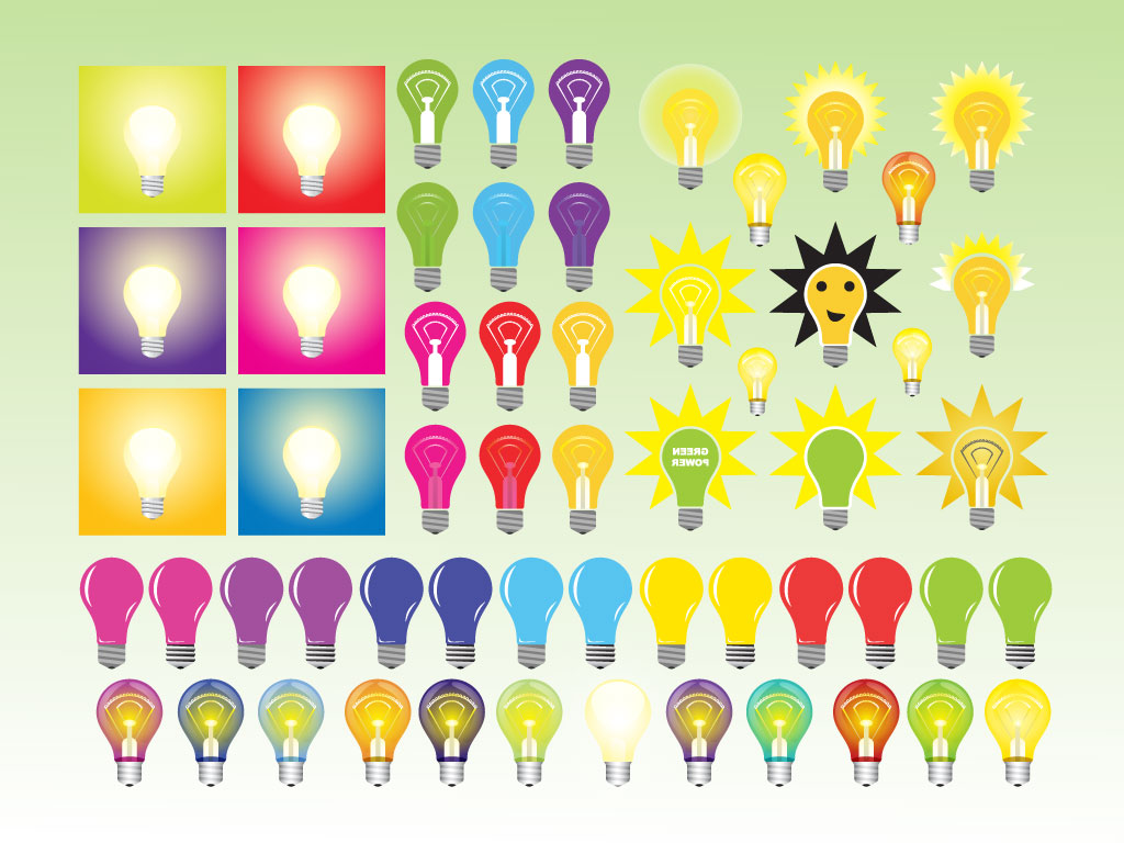 Light Bulb Graphics