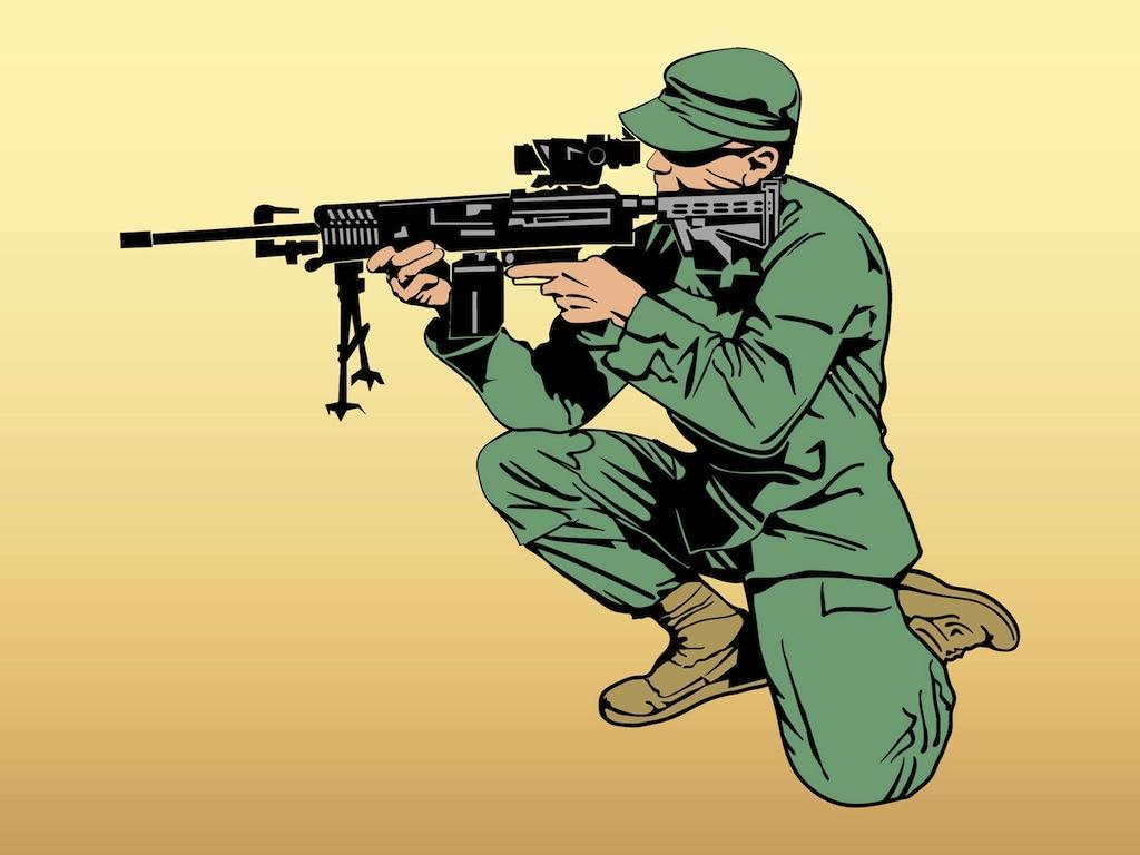 cartoon army soldier wwwimgkidcom the image kid has it