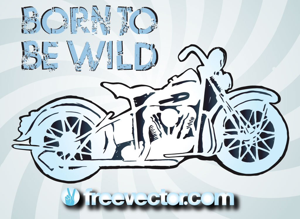 Motorcycle Wild