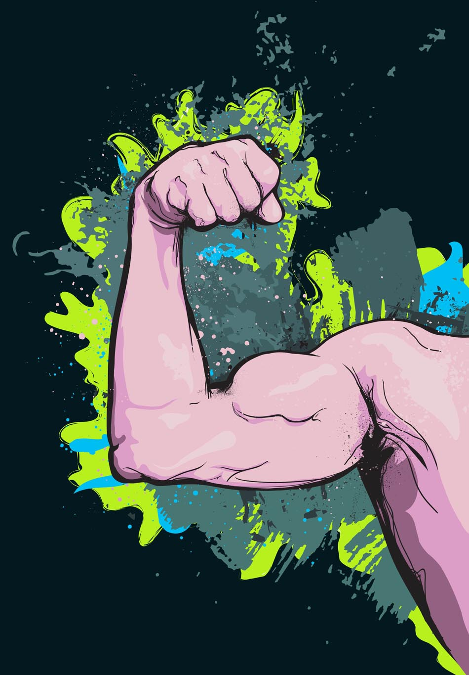 Muscle Vector