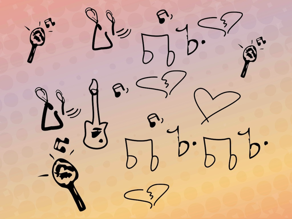 Musical Scribbles