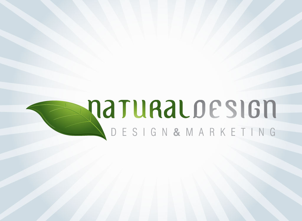 Natural Marketing Logo