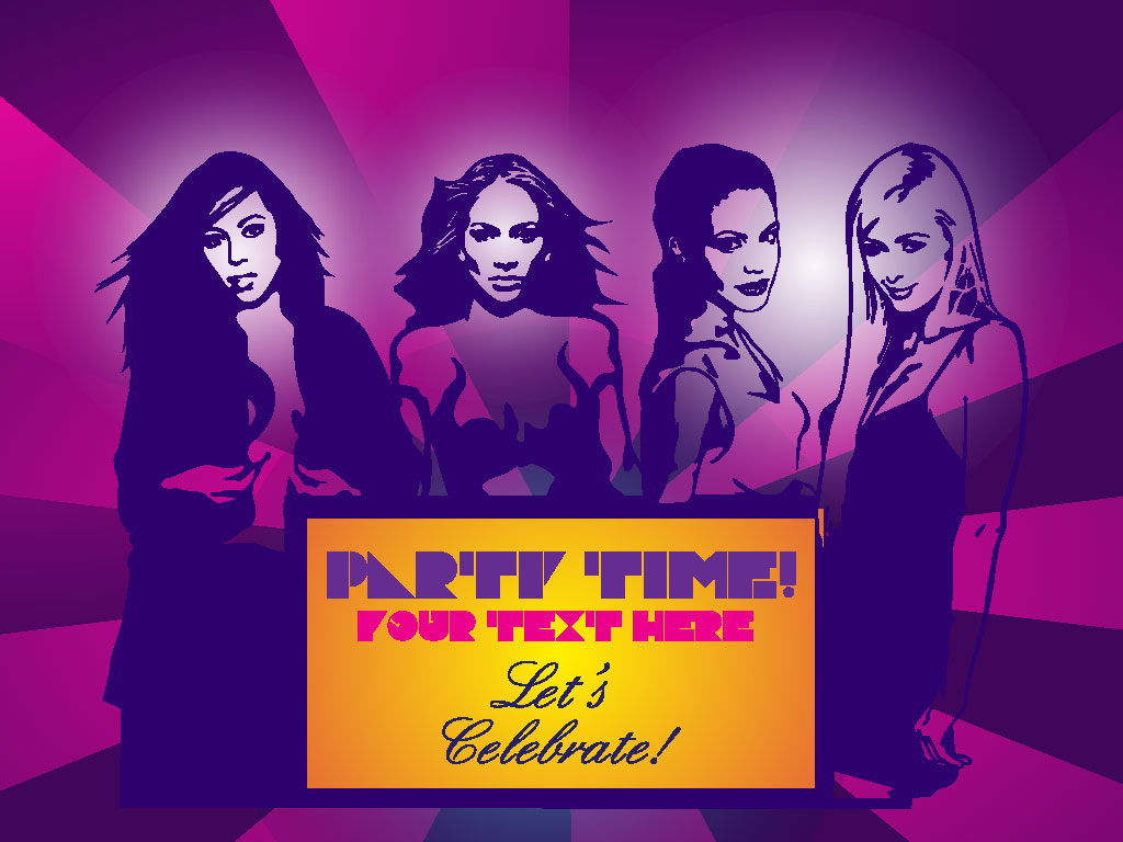 Party Time Women