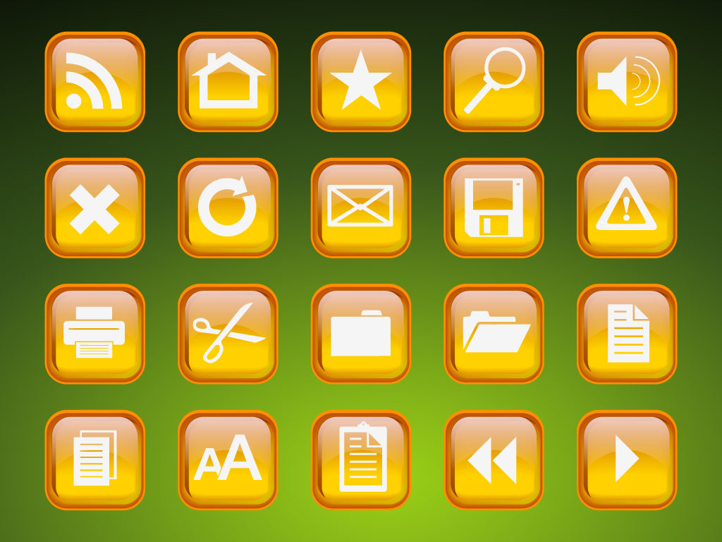 PC Icon Set