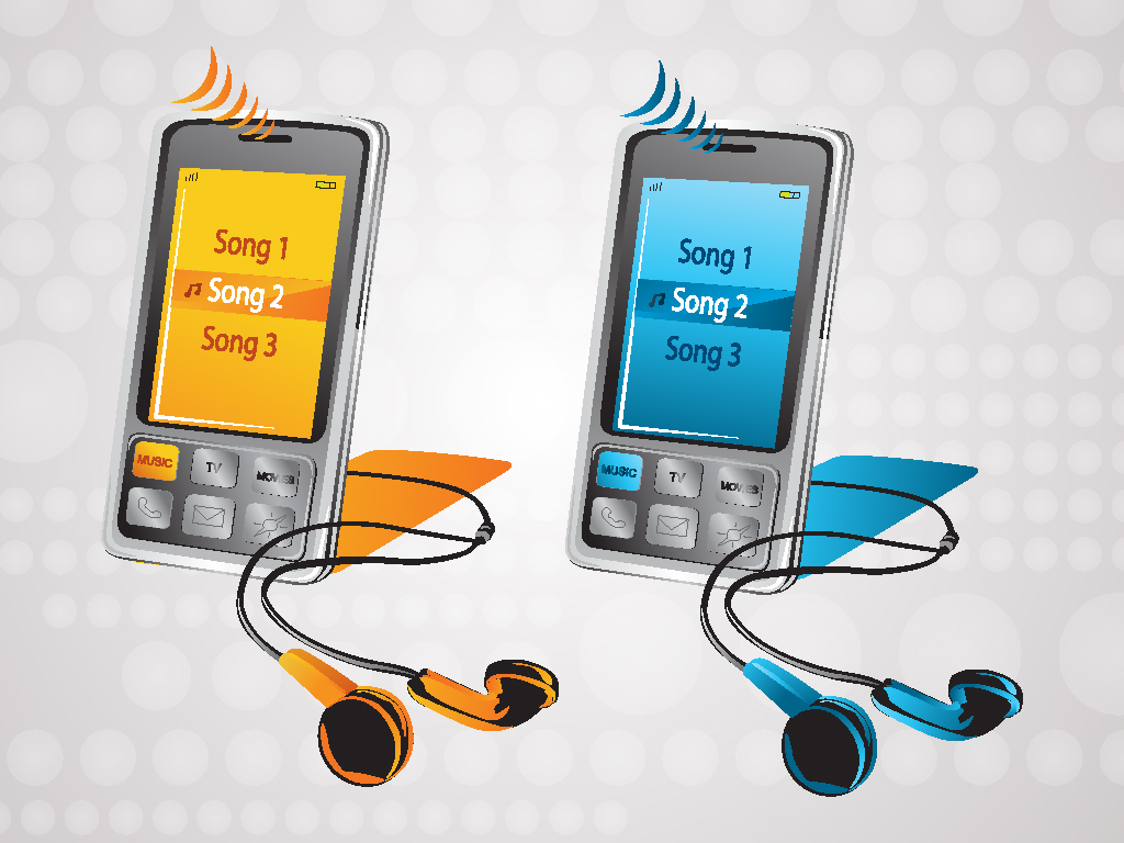Phone MP3 Players