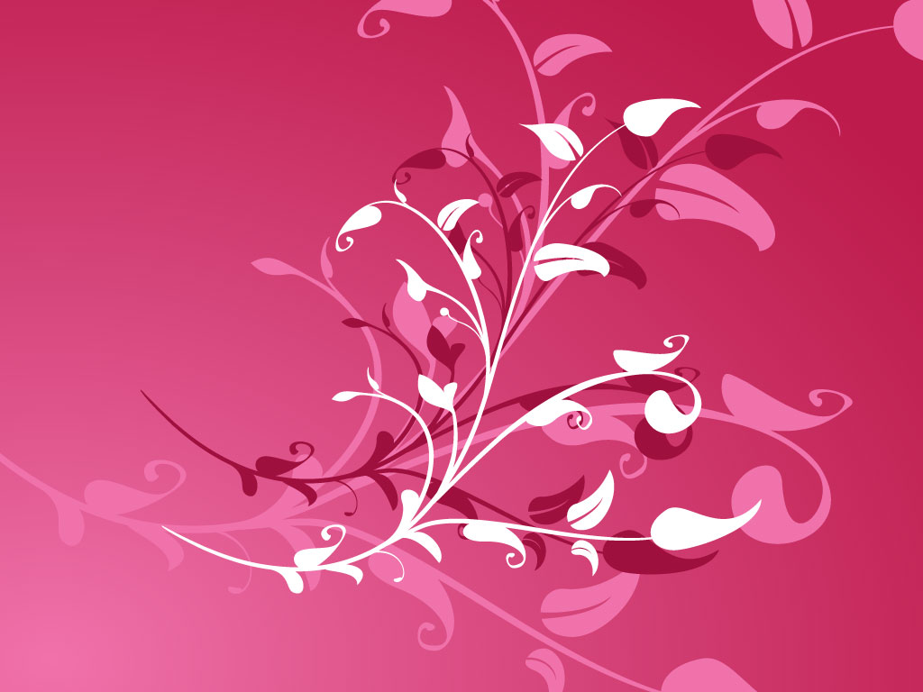 Beautiful Pink Background Designs