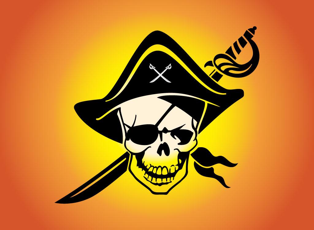 free pirate vector clip art - photo #9