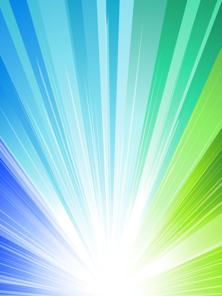 Radiant Glow Background