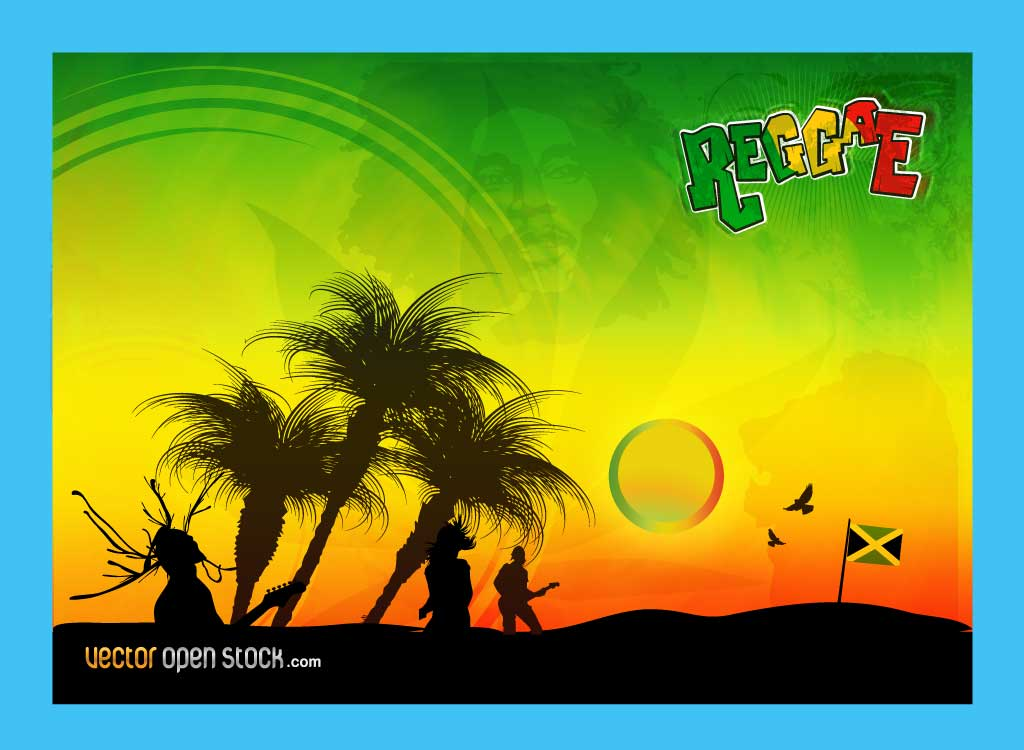 Reggae Graphics