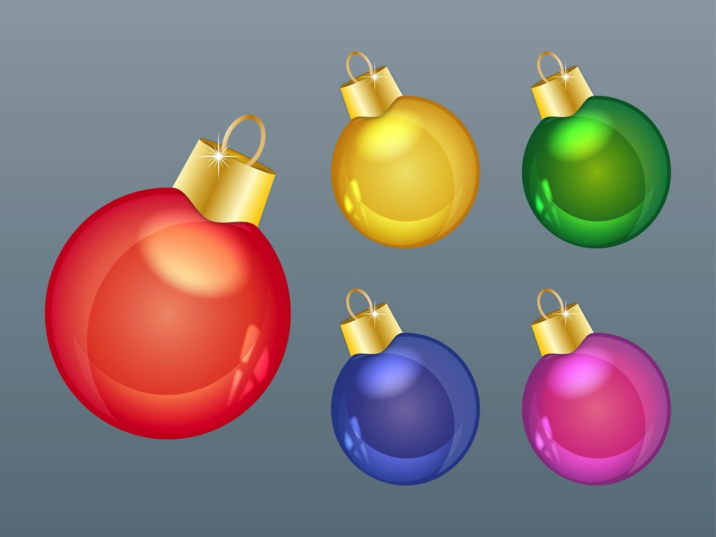 Shiny Ornaments