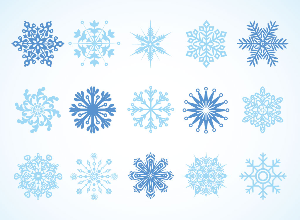 Each unique and beautiful snow flakes are one of the many wonders of ...