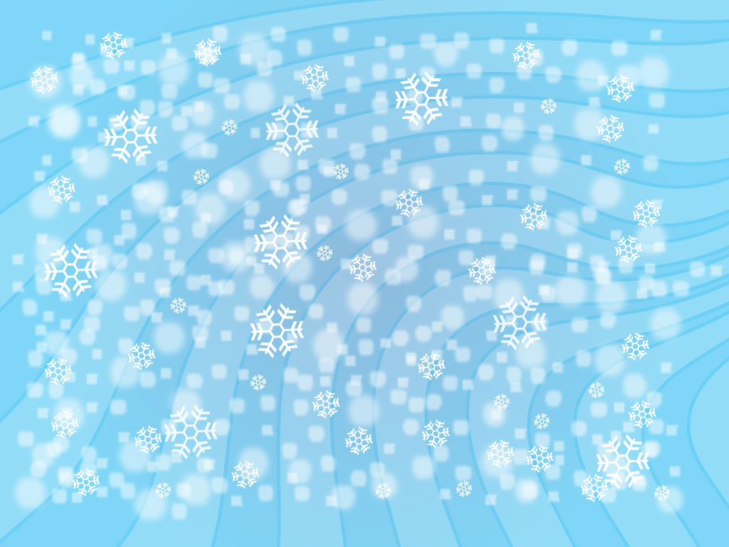 Snow Storm Background