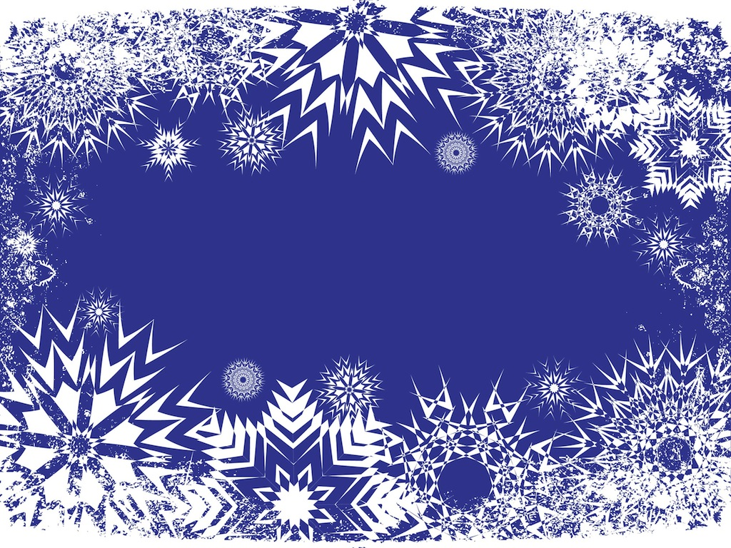 Snow Vector Graphics