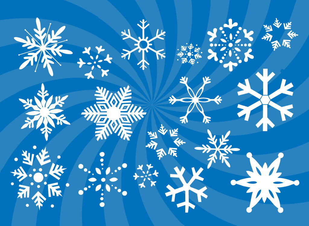 Pics Photos - Snowflake Clip Art Vector