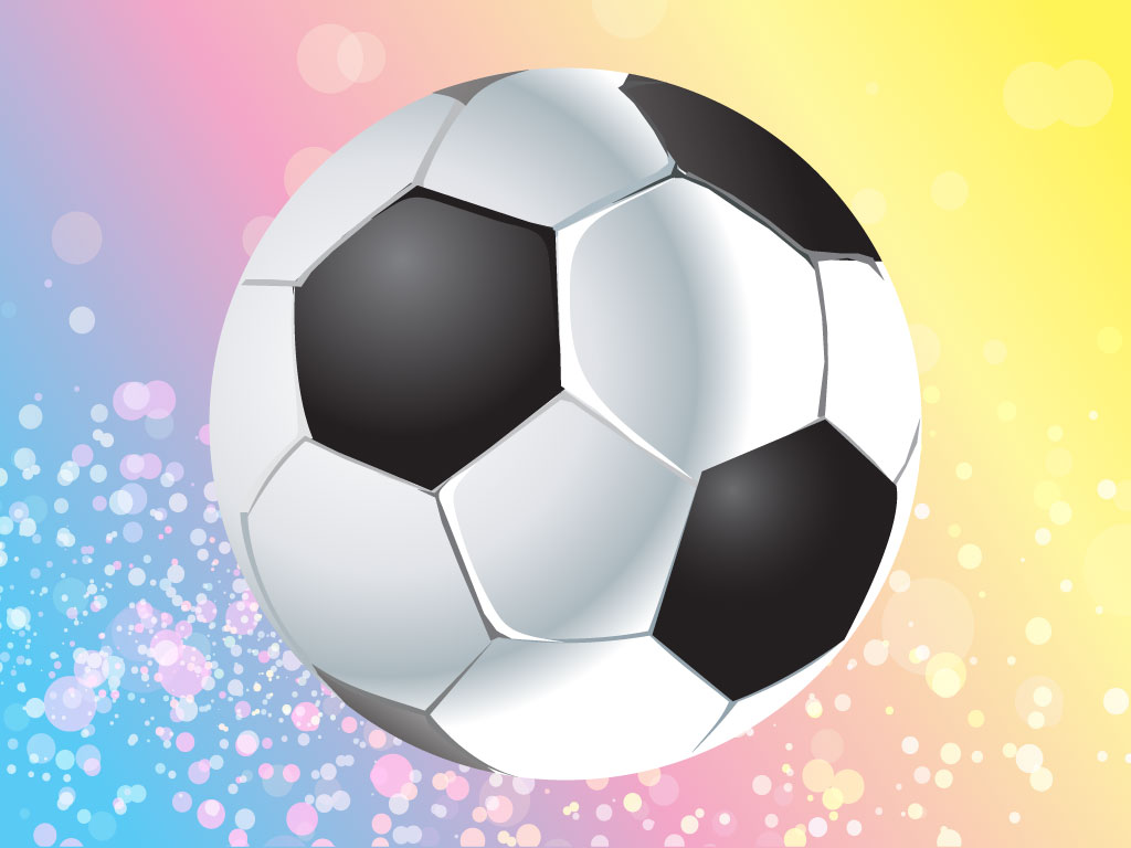 Soccer Background Design