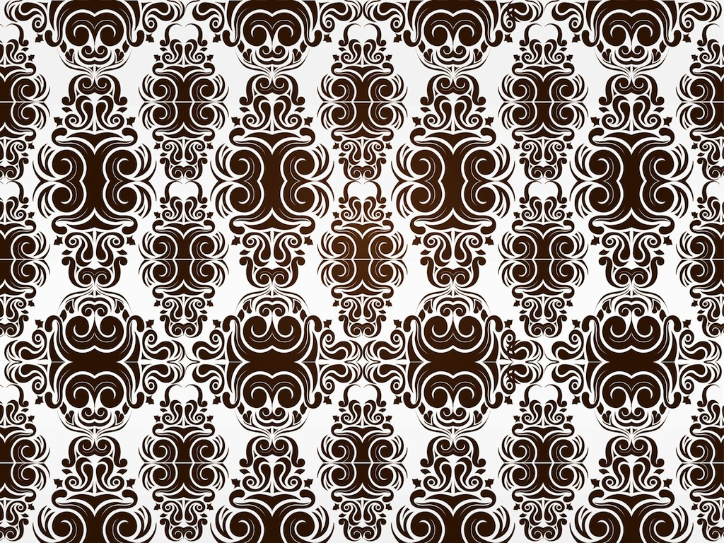 Swirling Pattern Vector