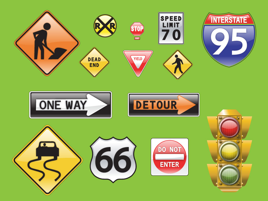 Traffic Signs Lights