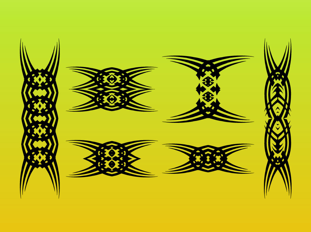 Tribal Band Vectors