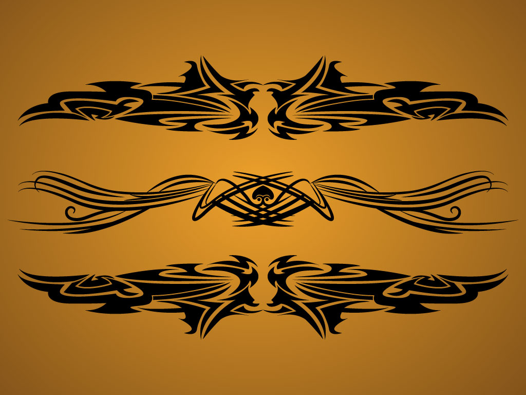 Tribal Vector Design