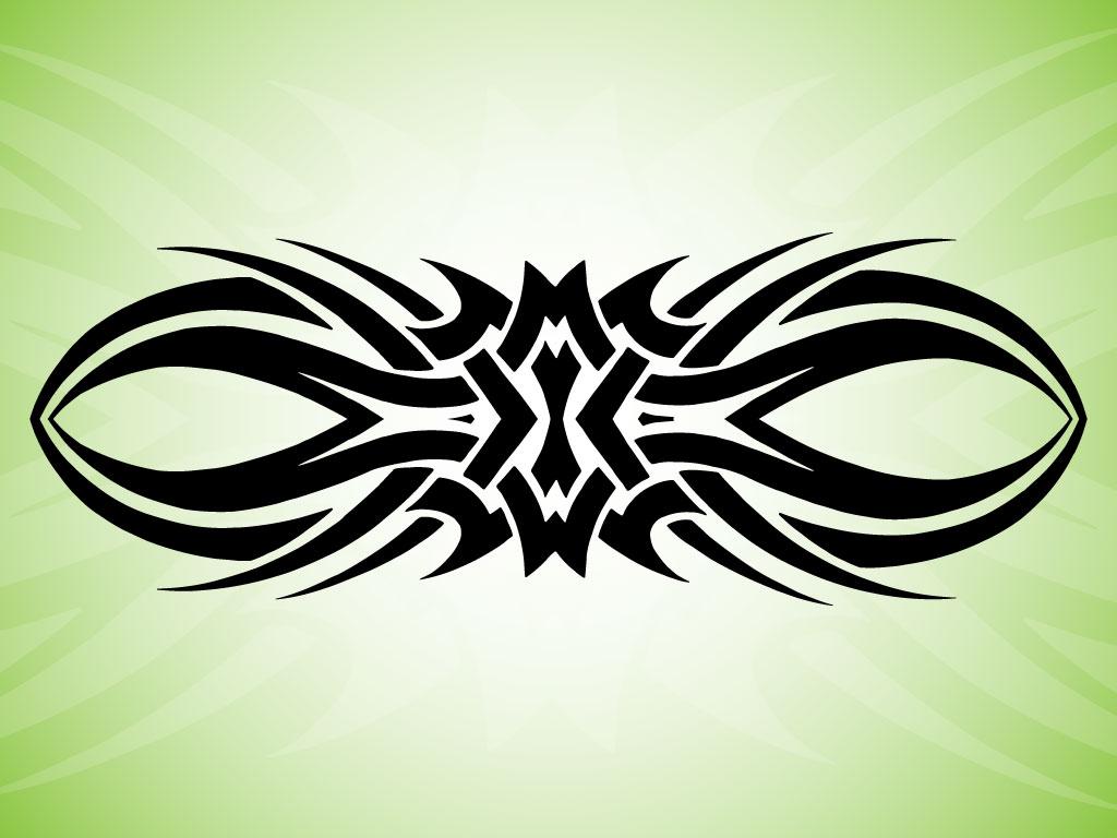 Tribal Vector Tattoos