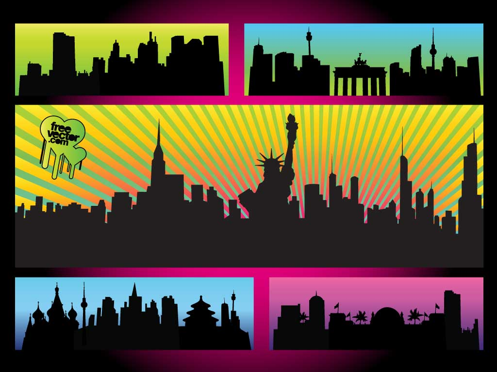 Urban Silhouette Designs
